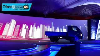 Tata Motors launches India's first compact truck –Tata INTRA Commercial Vehicles space :FACE NEWS TV