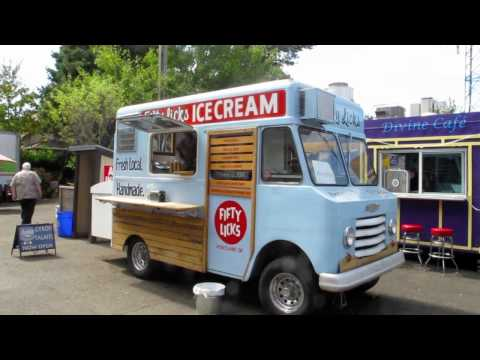 Portland Oregon Food Carts