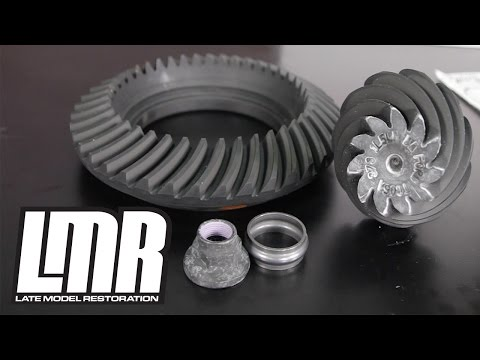 Ford Racing Rear End Gears & Mustang 8.8 Ring and Pinion Installation Kits