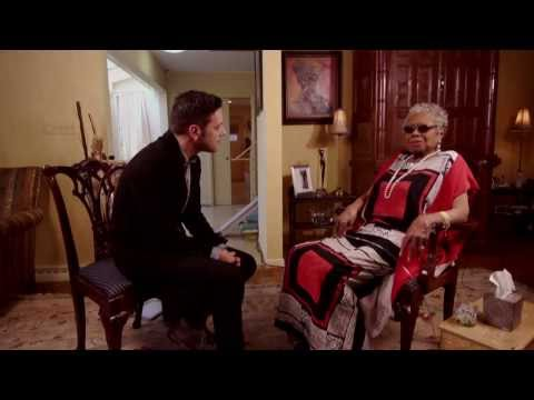 Maya Angelou on George Stroumboulopoulos Tonight: INTERVIEW