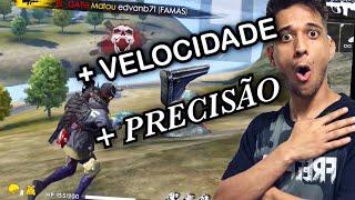 FAMAS VOLTOU PRO META COM O NOVO ITEM CARTUCHO 3 !!! EL GATO FREE FIRE