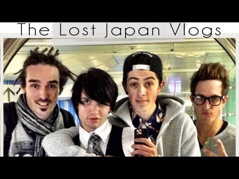 The Lost Japan Vlogs • Sam Gets Slapped! - Episode 1