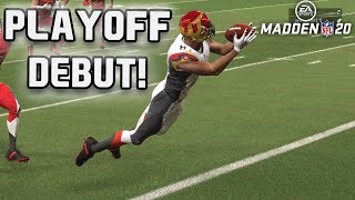 Madden 20 MUT Squads - First Time in the Playoffs & We're Facing Mahomes!