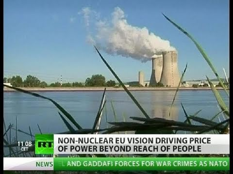 German Nuke-Free Dream - Catastrophic EU Power Lapse?