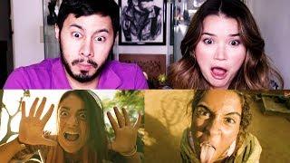 PATAAKHA | Sanya Malhotra | Radhika Madan | Trailer Reaction!