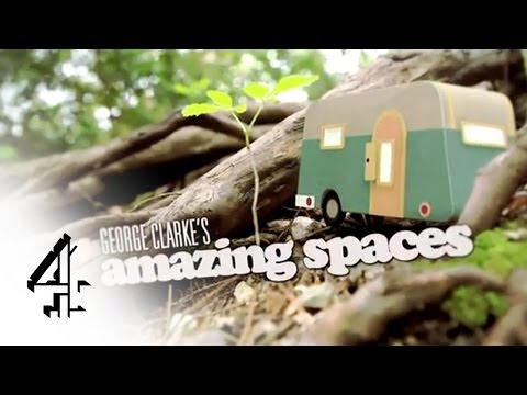 George Clarke's Amazing Spaces | Time Lapse | Channel 4