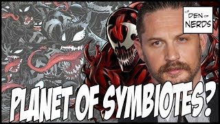 NEW Venom Movie Plot Details Revealed | Planet of the Symbiotes + Lethal Protector