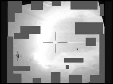 Airstrike on a ISIL Fighting Positions near Mosul, Iraq, May 4, 2015
