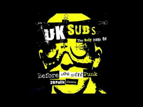 Uk Subs - Mohawk Radio
