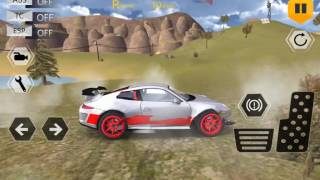 Racing Car Driving Simulator - Driving Porshe - Overview, Android GamePlay HD
