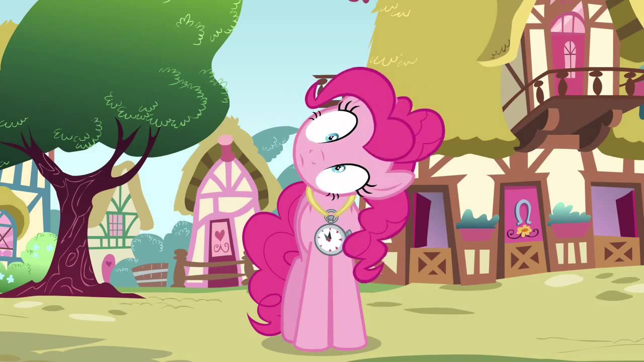 Unikitty Pinkie Pie Tick Tock Pinkie Pie