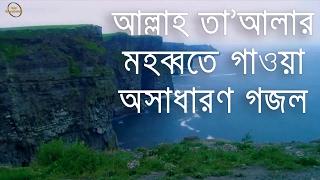 Bangla Islamic song 2017 (Hamd)- রাজা-বাদশাহ সবই জানলাম- bangla gojol