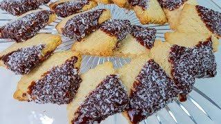 Eid Coconut Biscuits | کلچه ناریالی