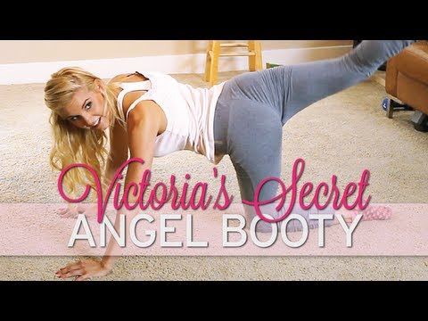 Victoria's Secret Angel Butt Workout