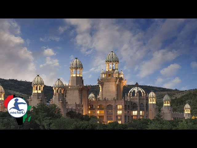 10 Most Beautiful Presidential Palaces in Africa 2017