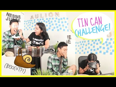 TIN CAN CHALLENGE INDONESIA ft. AULION!