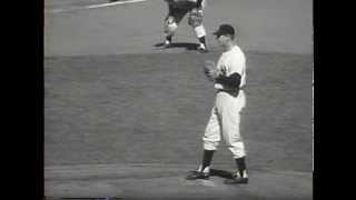 Baseball First World Series No Hitter Don Larsen (History's Playlist)-Sports