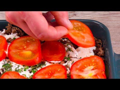 Мясная Запеканка С Картофелем: Очень Простой И Вкусный Рецепт