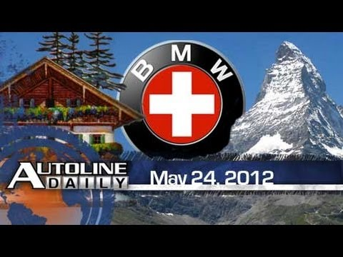 BMW's Swiss Troubles - Autoline Daily 897