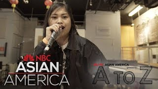 A To Z 2018: Ruby Ibarra Is A Scientist By Day, Rapper And Poet By Night | NBC Asian America