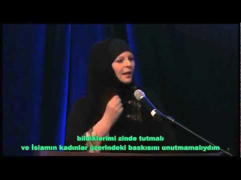Tony Blair'in baldızı Lauren Booth neden İslamı seçti - Tek Parça