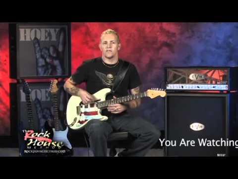 Gary Hoey Mixolydian Riffs Guitar Lesson (Guitar Modes)