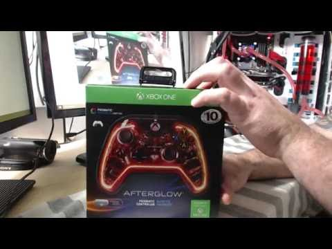 Xbox One AfterGlow Controller Connected to Windows 10 PC | Black ops 3 Gameplay