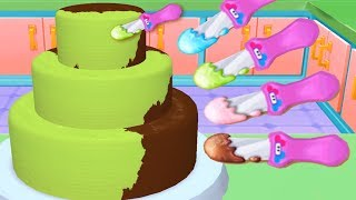 Fun 3D Cake Cooking Game - My Bakery Empire - Bake, Decorate & Serve Cakes Gameplay By TabTale