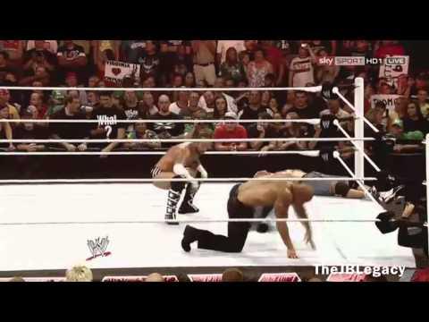 CM Punks Title Reign Tribute 434 Days