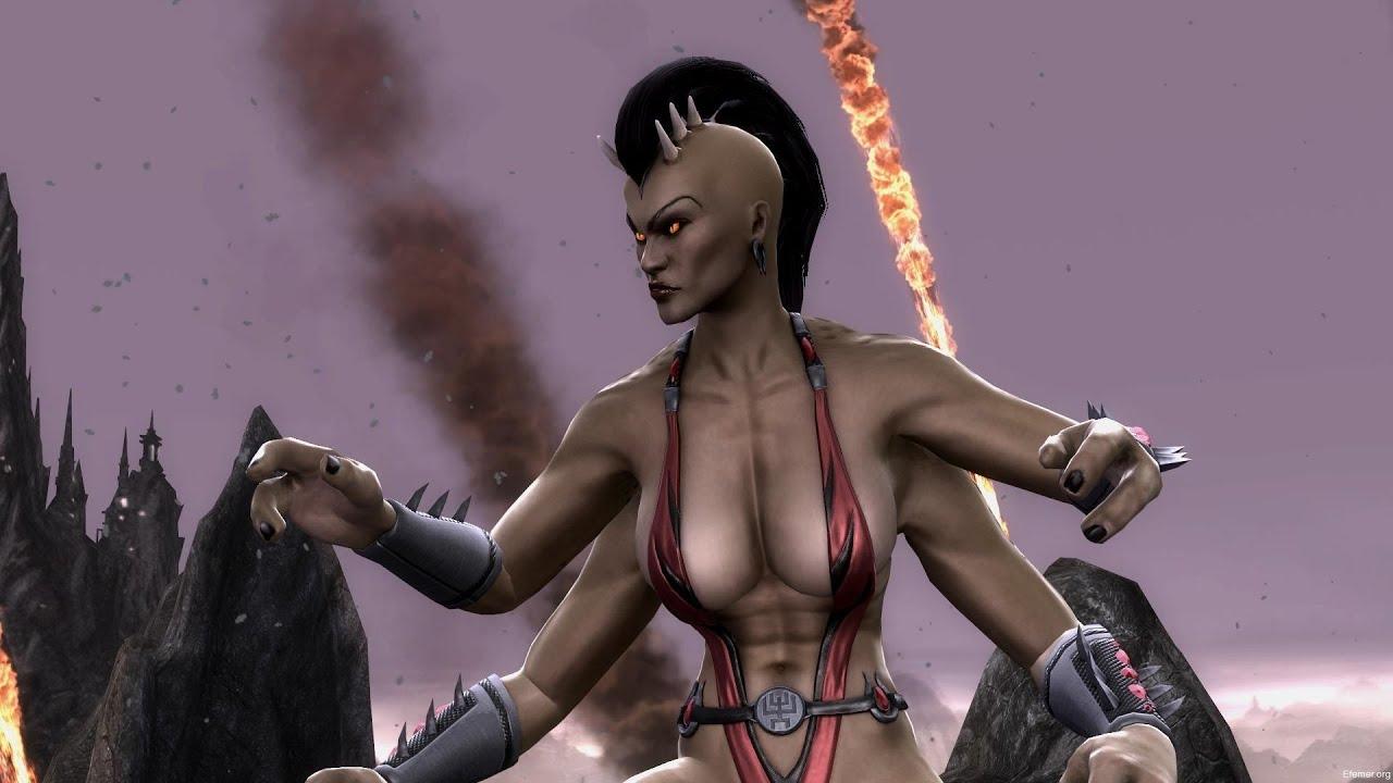 Mortal kombat shiva naked masterbating nude photo