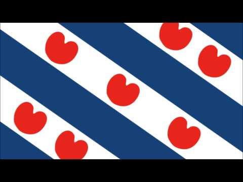 "Frisian anthem ""De âlde Friezen"""