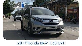 2017 Honda BR-V 1.5S CVT - Full Review