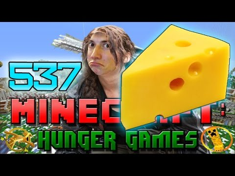 Minecraft: Hunger Games w/Mitch! Game 537 - Chaudnut Cheddar!