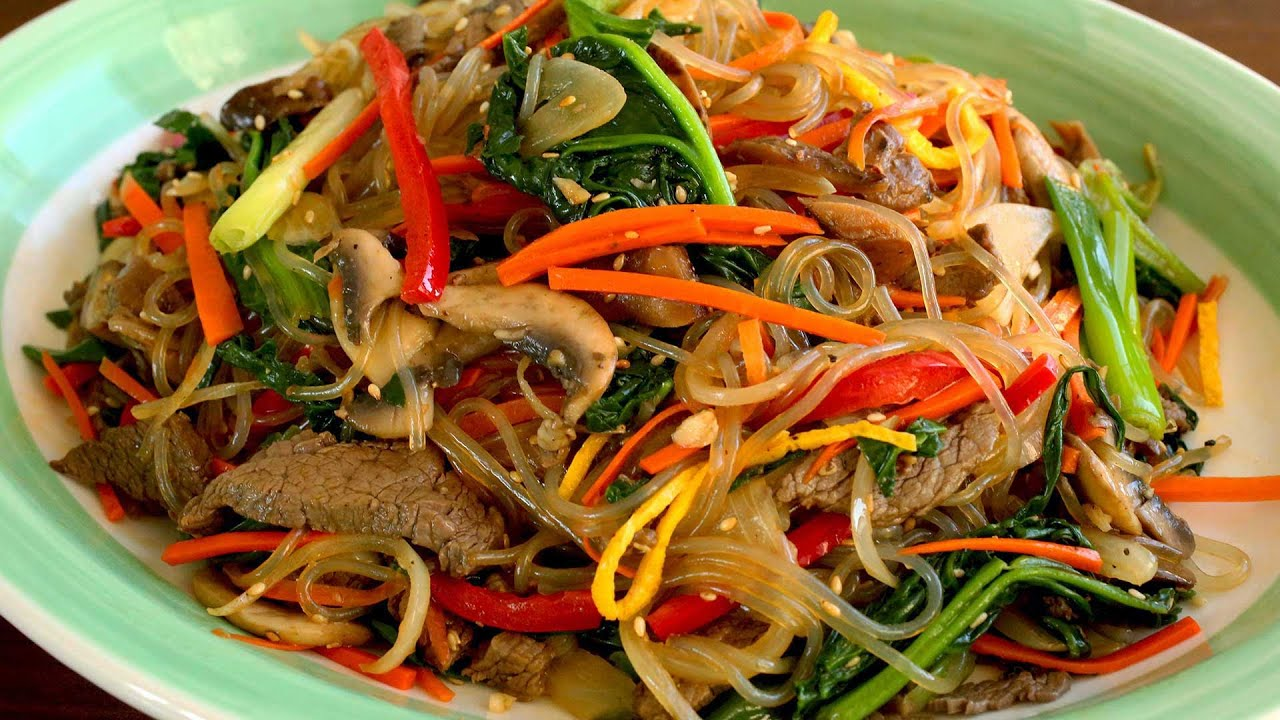 Filipino Food Glass Noodle