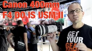 Canon 400mm F4 DO IS - testing and sample images