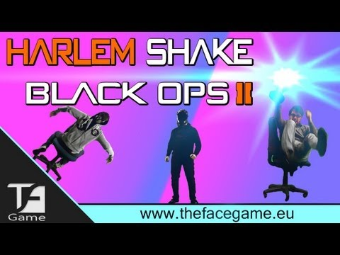 Harlem Shake On Plaza By TheFaceGame
