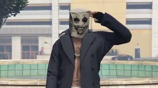 GTA V - MY CURRENT OUTFITS (GTA 5 ONLINE)