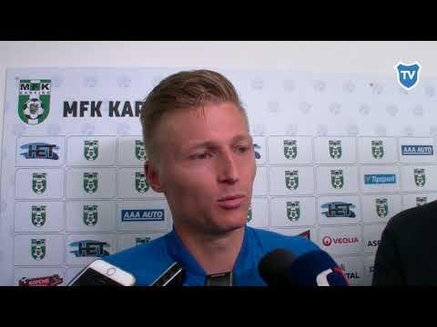 HET liga: Václav Procházka hodnotí utkání s Karvinou (0:0)