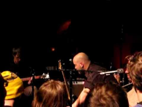 Vic Chesnutt sings Marathon live, Mississippi Studios, Portland, OR 11-27-2009
