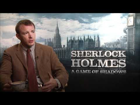 Sherlock Holmes: A Game Of Shadows: Guy Ritchie Interview Part 1