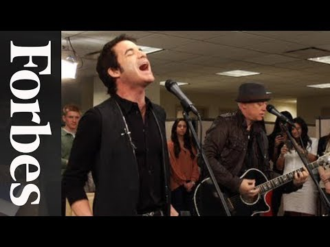 Forbes: 'drive By' Performed By Train video