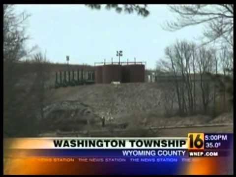 WNEP Wyoming County Gas Well Blowout 3 14 13