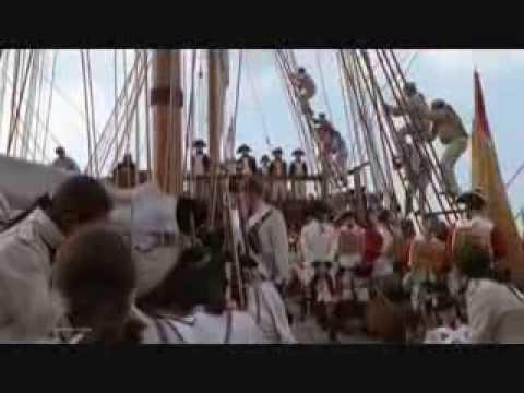 Hornblower - Scarlet sail of hope (Алый парус надежды)