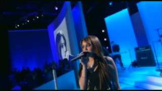Клип Miley Cyrus - 7 Things (live)