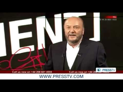 Syrian terror spillover into Lebanon - George Galloway - Comment - Press TV - 20th February 2014