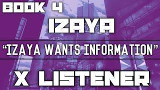 (Izaya X Listener) ||| ANIME ASMR ||| ?Izaya Wants Information?