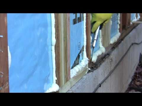 DIY Spray Foam Insulation - Poor Man's Spray Foam