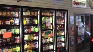 Drive-Thru Liquor Store