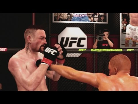 EA Sports UFC Career Mode - The Bus Driver Uppercut