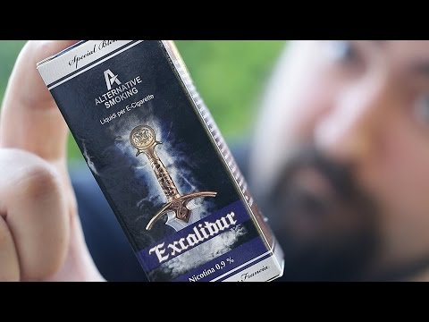 Excalibur & King Artur by Alternative Smoking - revision